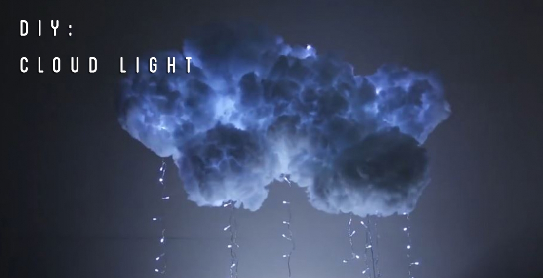 Diy Cloud Light Tiffyquake